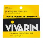 Vivarin Caffeine Alertness Aid Tablets 200 mg