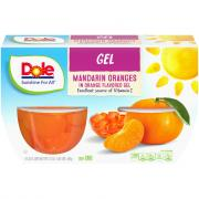 Dole Fruit n' Gel Mandarin Oranges