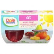 Dole Black Cherry Mixed Fruit Gelatin