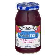 Smucker's Sugar Free Raspberry Fruit Spread