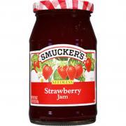 Smucker's Seedless Strawberry Jam