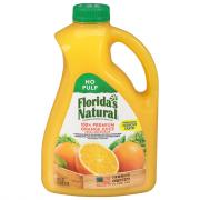 Florida's Natural No Pulp Orange Juice