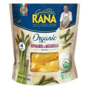 Rana Asparagus and Mozzarella Ravioli