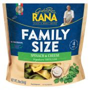 Giovanni Rana Family Size Spinach & Cheese Tortilloni