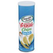 Sensible Portions Sea Salt Garden Veggie Chips