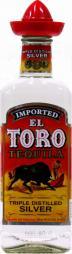 El Toro Silver Tequila