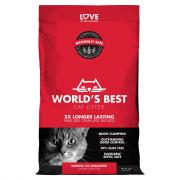 World's Best Multiple Cat Quick Clumping Cat Litter