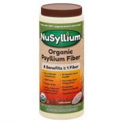 Nusyllium Organic Natural Unflavored Fiber