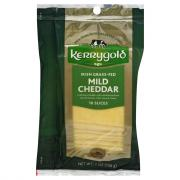 Kerrygold Mild Cheddar Cheese Slices
