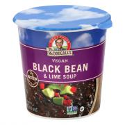 Dr. McDougall's Black Bean and Lime