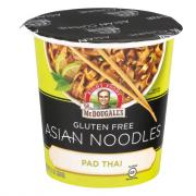 Dr. McDougall's Gluten Free Asian Noodles Pad Thai Cup