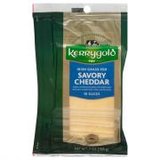 Kerrygold Savory Cheddar Cheese Slices