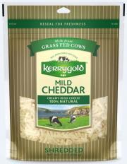 Kerrygold Mild Cheddar Cheese Shredded