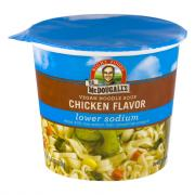 Dr. McDougall's Light Sodium Chicken Noodle Soup Cup