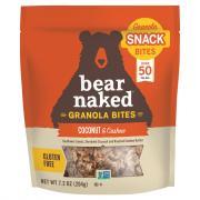Bear Naked Granola Bites Coconut & Cashew