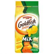 Pepperidge Farm Goldfish Cheddar Zesty Mix