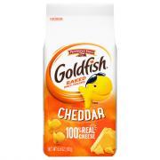 Pepperidge Farm Goldfish Cheddar Crackers Bag