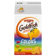 Pepperidge Farm Goldfish Colors Crackers