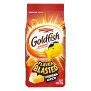 Pepperidge Farm Goldfish Flavor Blasted Cheddar Jack'd