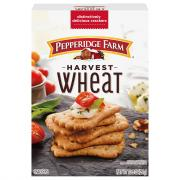 Pepperidge Farm Hearty Wheat Crackers