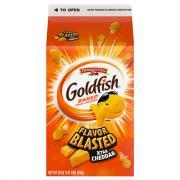 Pepperidge Farm Goldfish Flavor Blasted Xtra Cheddar Cracker