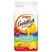 Pepperidge Farm Goldfish Colors Crackers Bag