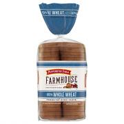 Pepperidge Farm Farmhouse Soft Whole Wheat Bread