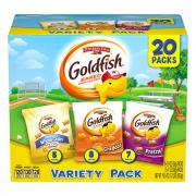 Pepperidge Farm Goldfish Variety Pack Baked Snack Crackers