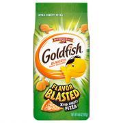 Pepperidge Farm Blasted Xtra Pizza Goldfish Crackers