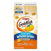 Pepperidge Farm Goldfish Whole Grain Cheddar Crackers