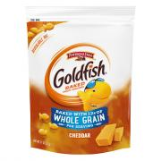 Pepperidge Farm Whole Grain Cheddar Goldfish Resealable