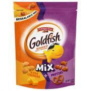 Pepperidge Farm Goldfish Cheddar n Pretzel Mix