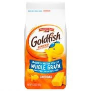 Pepperidge Farm Whole Grain Goldfish Cheddar Crackers