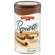 Pepperidge Farm Chocolate Hazelnut Piroette Cookies