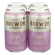 Brew Dr. Kombucha Organic Love