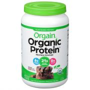 Orgain Organic Protein Powder Creamy Chocolate Fudge