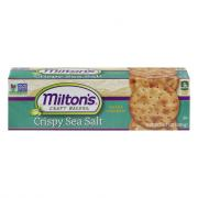Milton's Sea Salt Baked Crackers