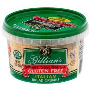 Gillian's Italian Wheat Free/Gluten Free Bread Crumbs