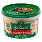 Gillian's Italian Wheat Free/Gluten Free Bread Crumbs