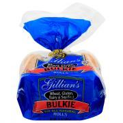 Gillian's Bulkie Rolls - Wheat, Gluten, Dairy & Soy Free