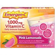 Emergen-C Pink Vitamin C Packets