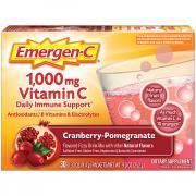 Emergen-C Cranberry Pomegranate Vitamin C Packets