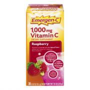 Emergen-C Raspberry Vitamin C Packets
