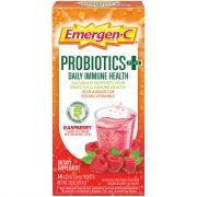 Emergen-C Probiotic with Raspberry