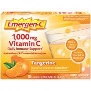 Emergen-C Tangerine Vitamin C Packets