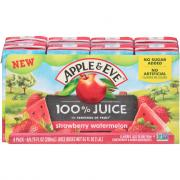 Apple & Eve Strawberry Watermelon 100% Juice