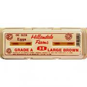 Hillandale Farm Large Brown Eggs
