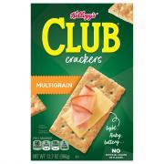 Keebler Club Multi-Grain Crackers