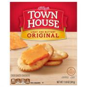 Keebler Town House Original Crackers