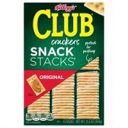 Keebler Club Snack Stacks Original